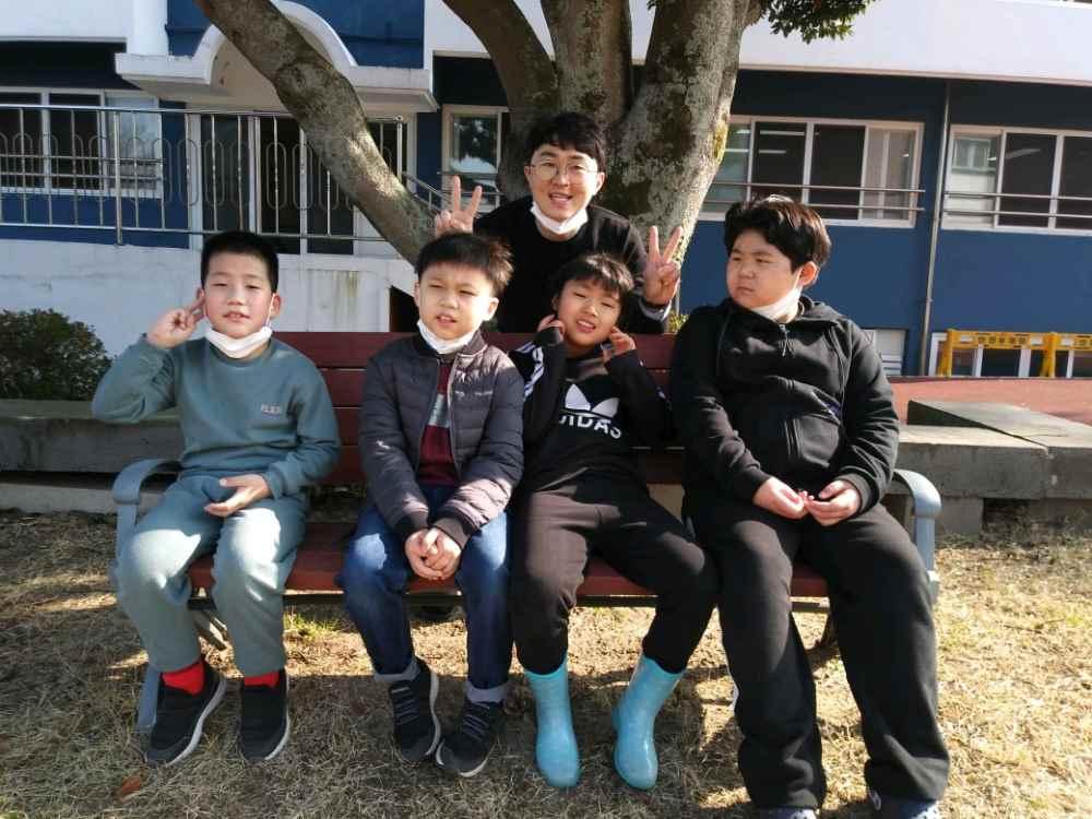 초등학교 3학년 1반 학급사진